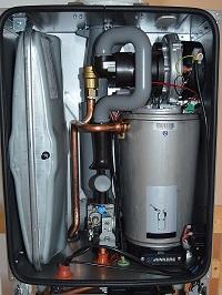 calderas a gas natural