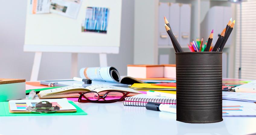Los art culos de oficina elementos que no pasan de moda for Accesorios de oficina