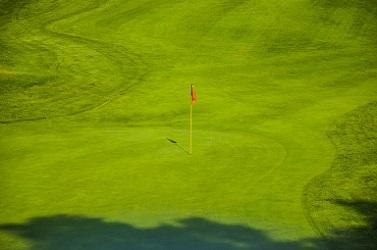 9 hole golf course in Majorca
